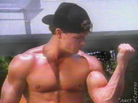 Mark Wahlberg Mark Wahlberg Workout